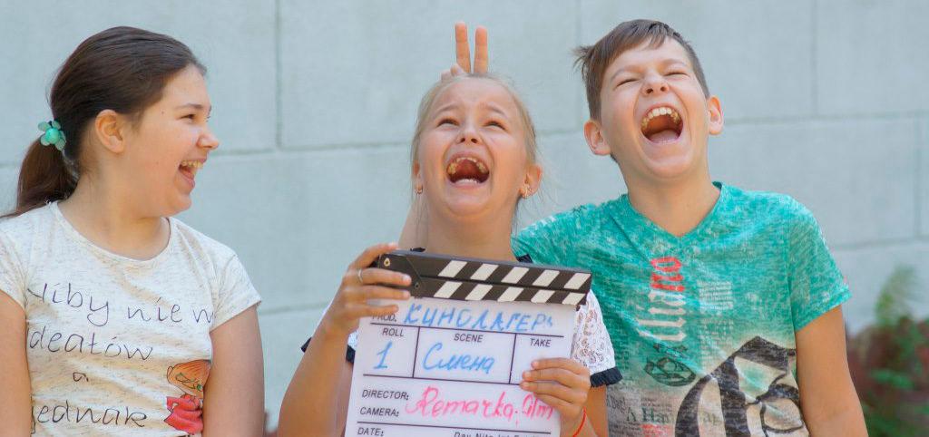 фото актерский творческий лагерь кино и театр kinder-camp.com.ua