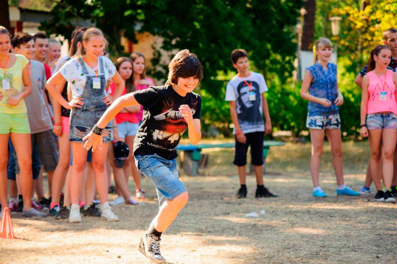 фото занятия в творческом лагере jammik kinder-camp.com.ua