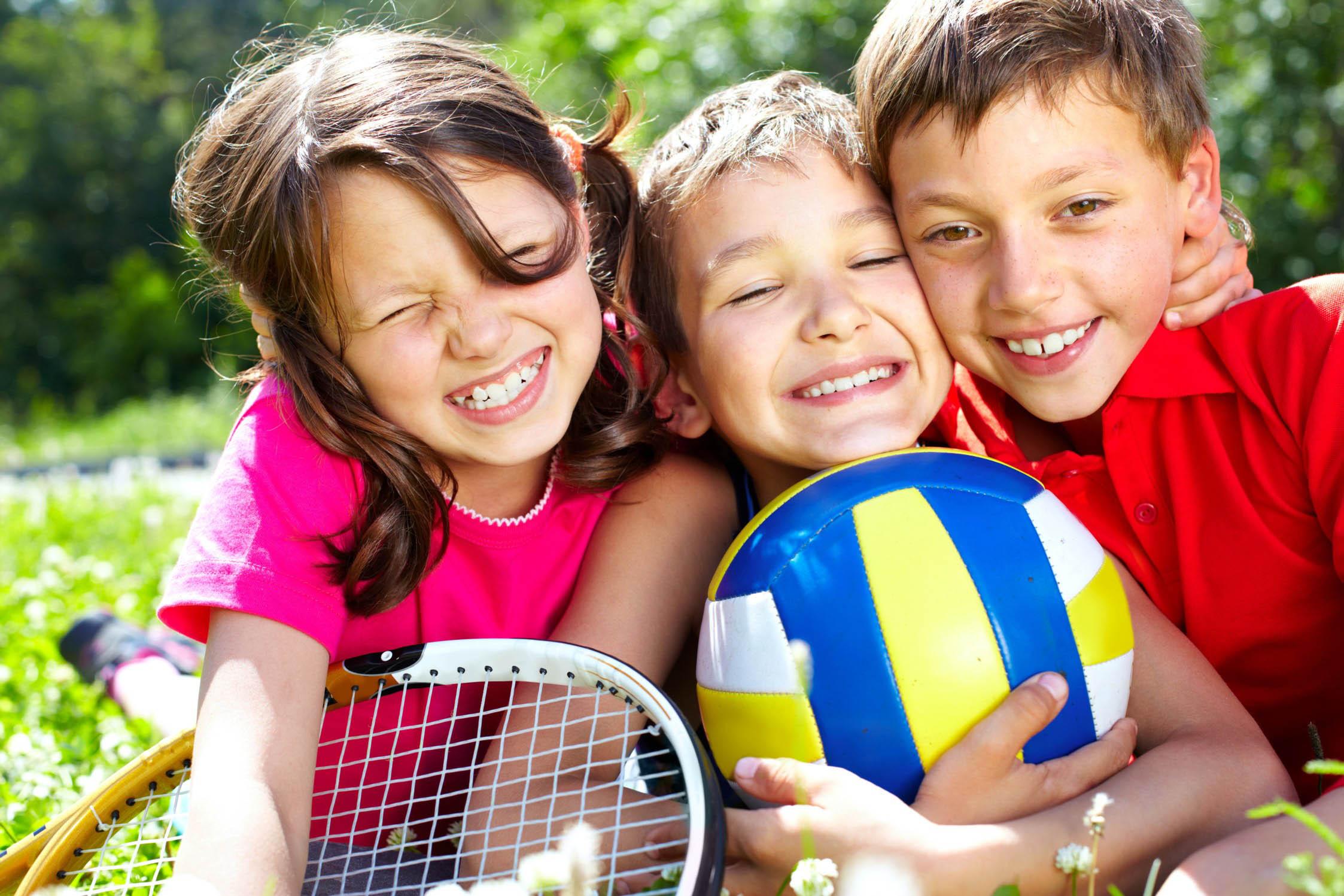 собираемся ребенка в первый лагерь фото kinder-camp.com.ua
