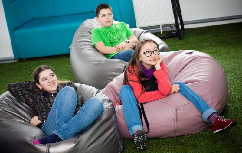 фото лагерь профессий teen camp kinder-camp.com.ua